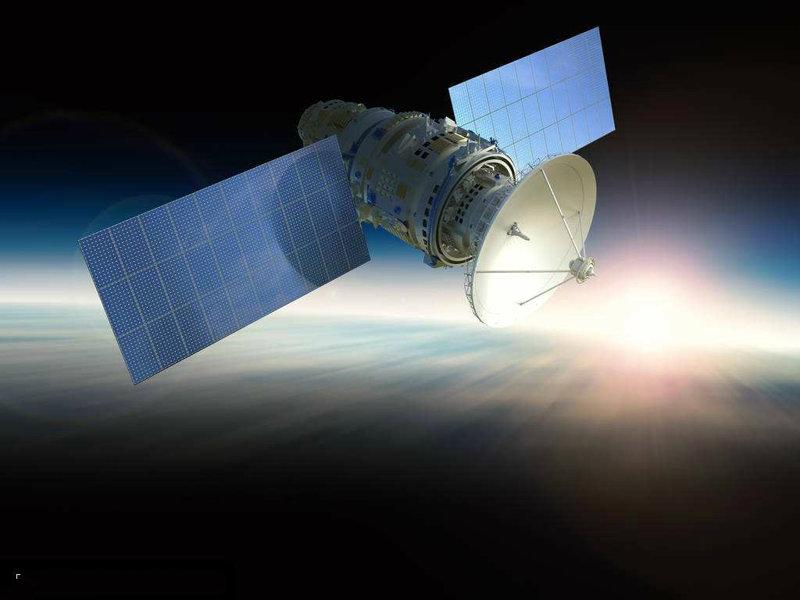 GPS天线在航天航空应用