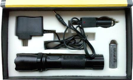 防身电击棍的电击特性分为哪几种?