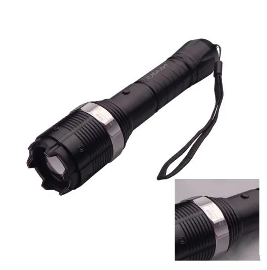 黑鹰8810型超强光高压电击棍