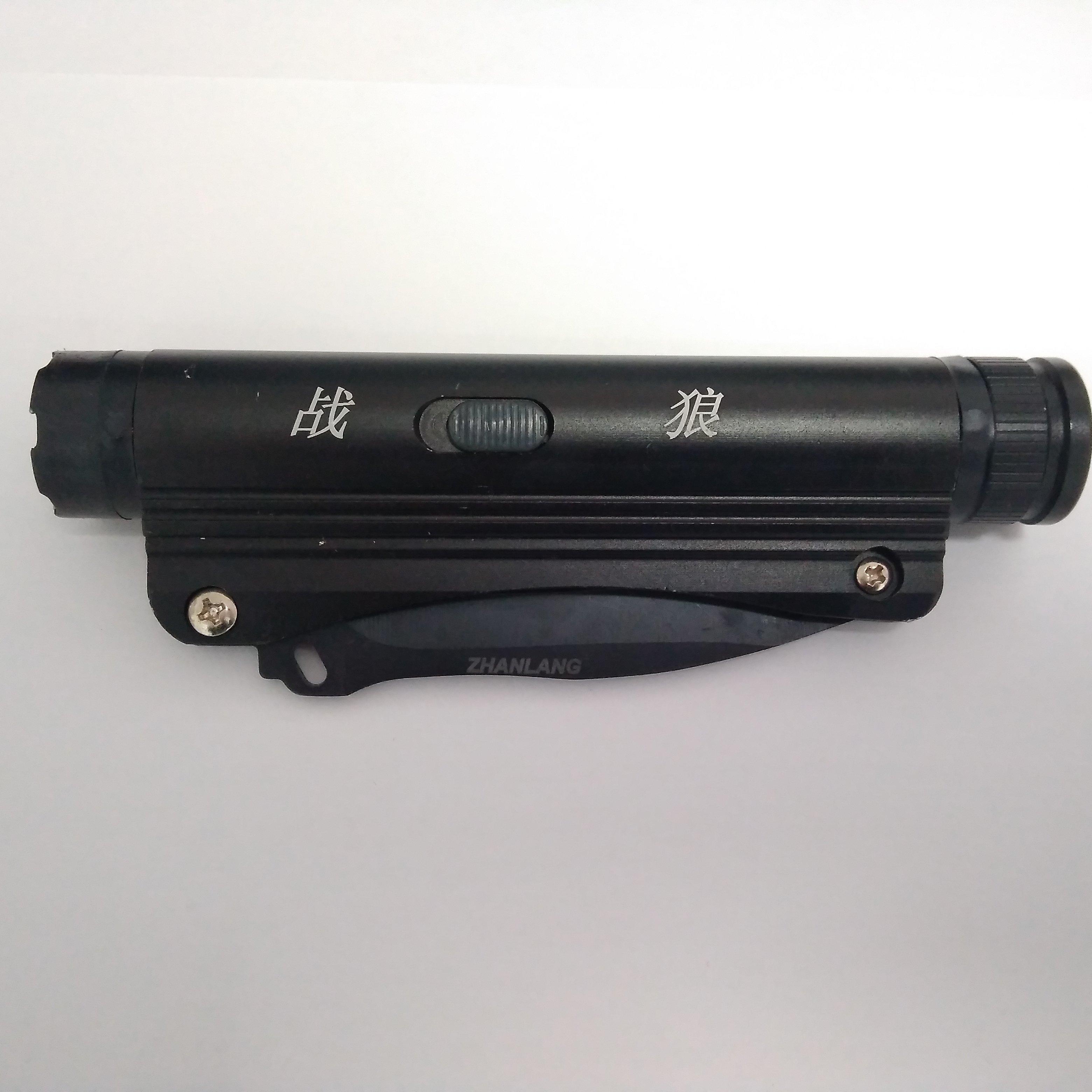 新款战狼H-8型防狼电击棒