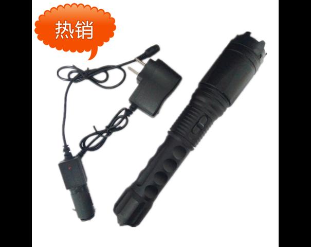 新款-军工1203型多功能防狼电击棒