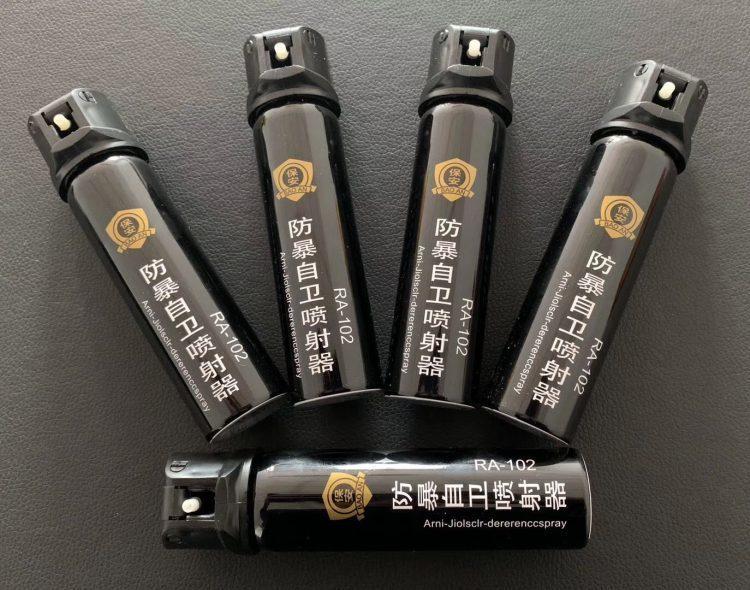 什么情况下可以使用催泪喷射器?