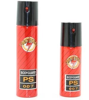 携带一瓶防身辣椒水喷雾可以救自己