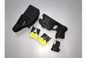 防身利器泰瑟X3远程电击枪