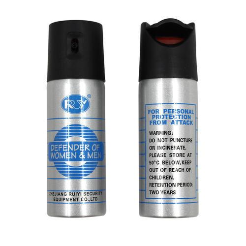 防身辣椒水喷雾剂合法吗