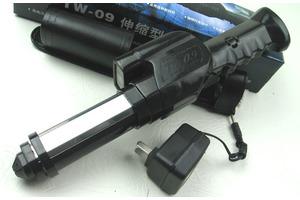 伸缩型电击器使用方法
