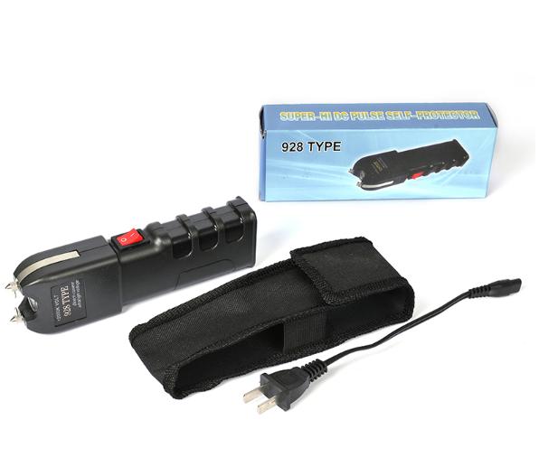 多功能防身高压电击器在现代起到什么作用