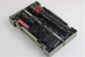 防身电击器检测技术