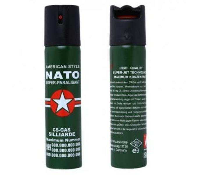 German NATO imported anti-wolf spray