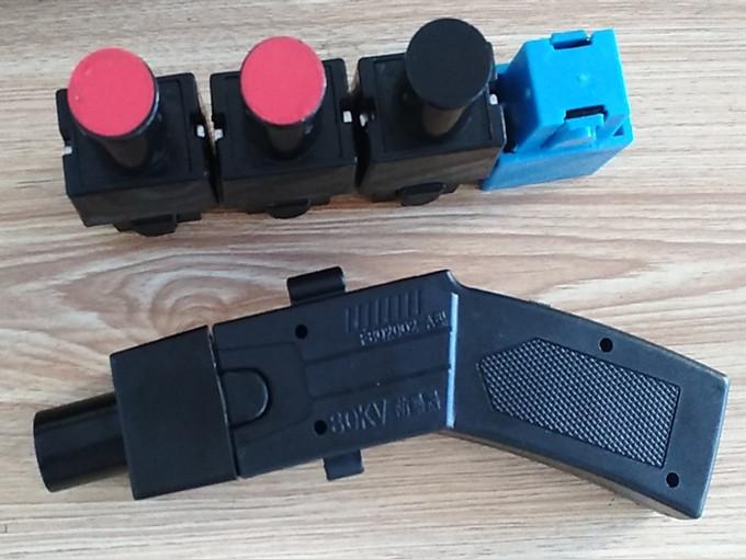 新款002型40米催泪电击枪