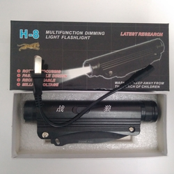 The new H-8 self-defense electric shock stick