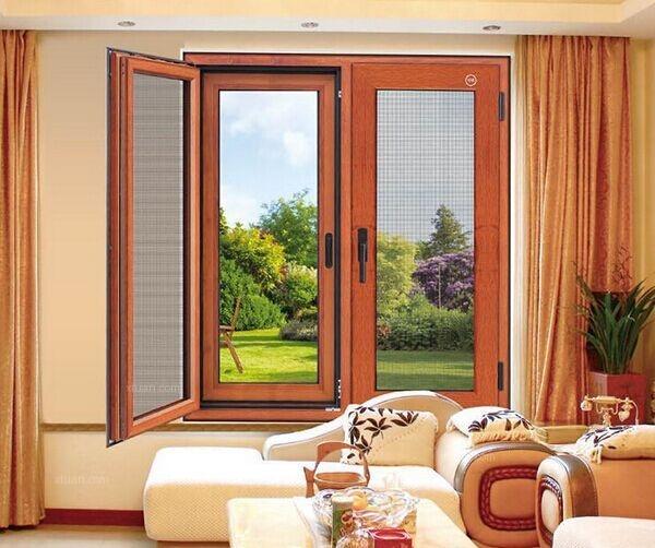 成都自动门安装介绍平开窗与推拉窗差异
