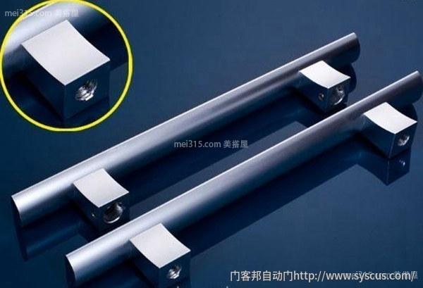 常见的玻璃门拉手规格 玻璃门把手安装步骤