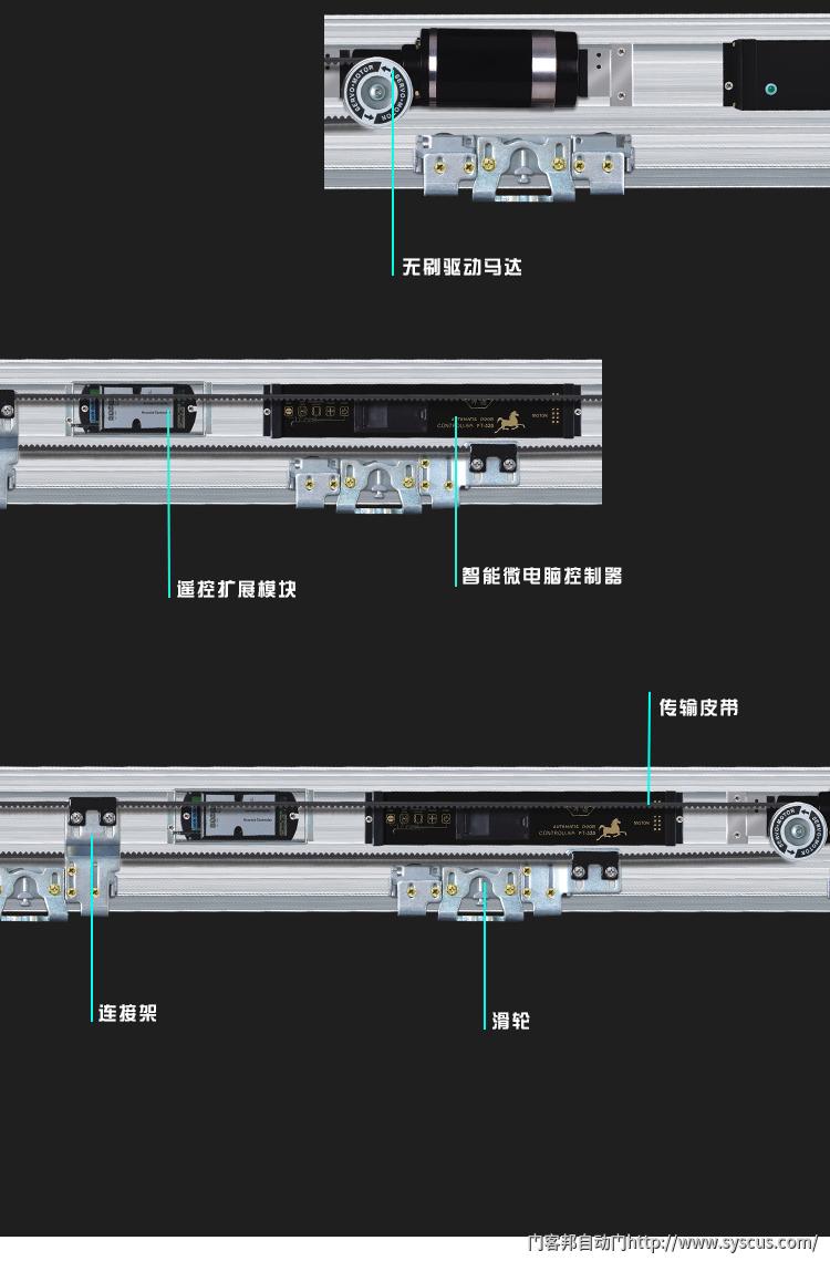 贺多龙520自动门