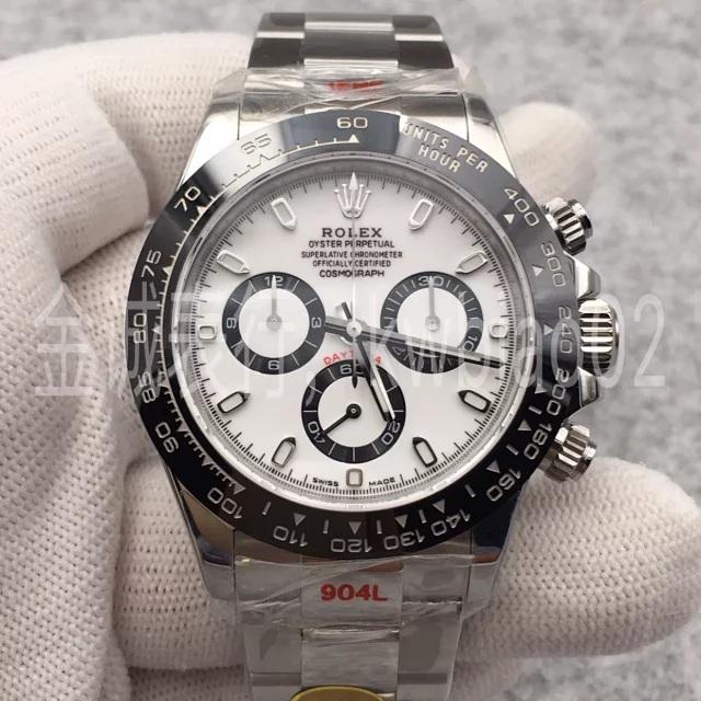 N厂手表V3版迪通拿,熊猫迪,904钢