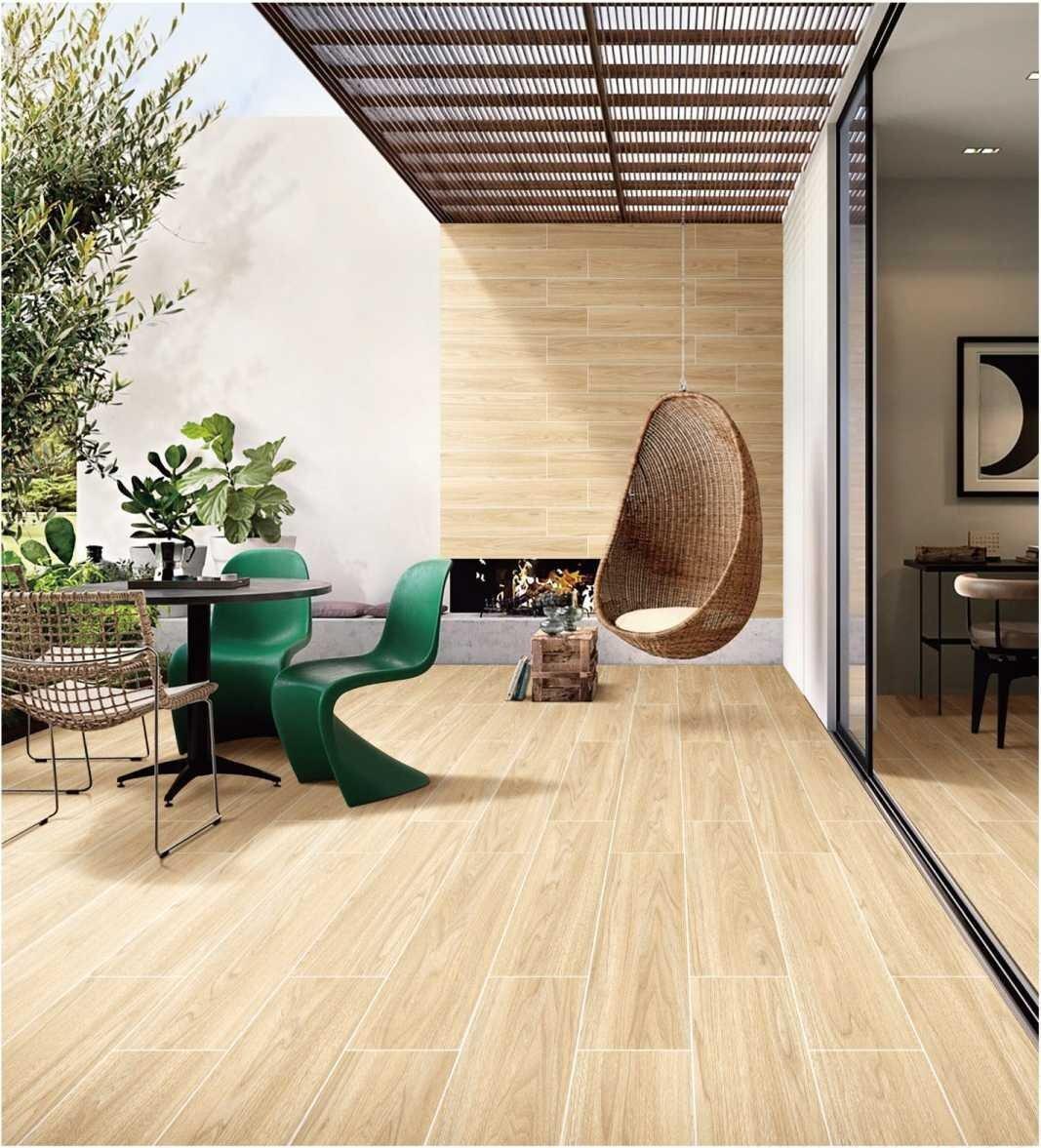 木纹砖案例2