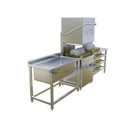 商用揭蓋式洗碗機