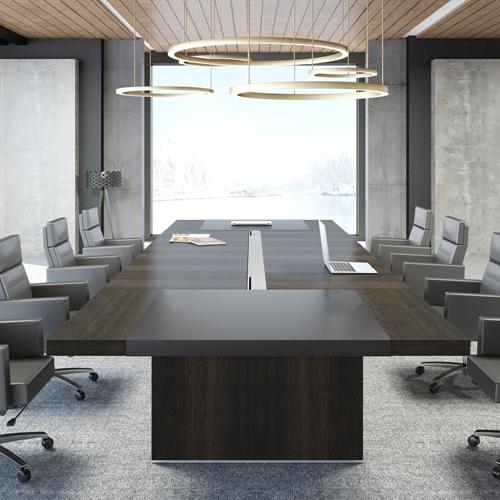 呼市现代办公会议桌