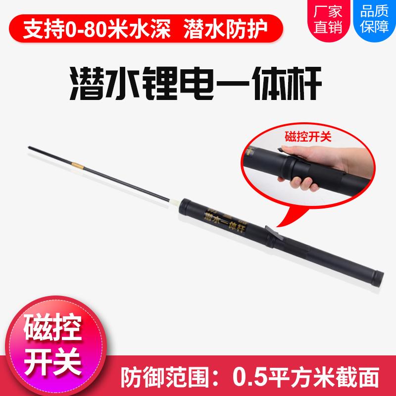 一體電魚棒