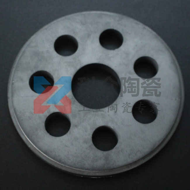 精密碳化硅陶瓷盘