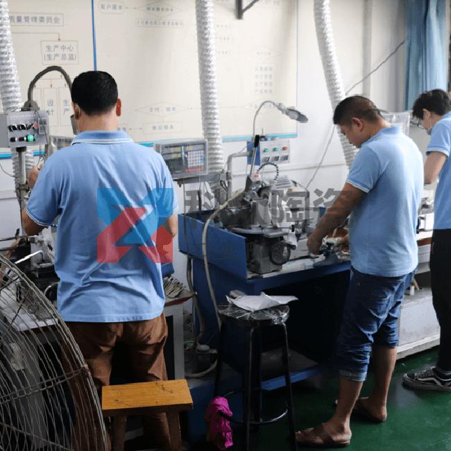精密陶瓷生产工艺设备