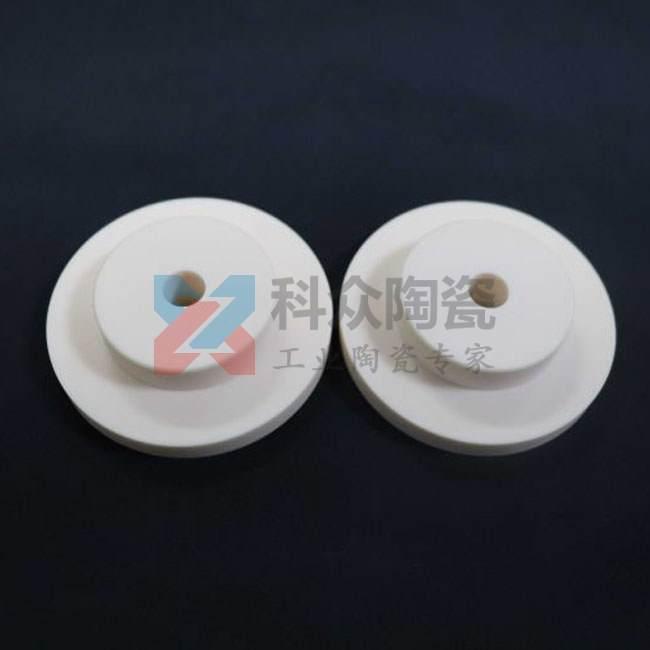 氧化铝精密陶瓷零件加工定制