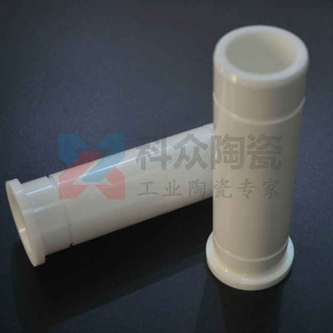 精密二氧化铝陶瓷异形管