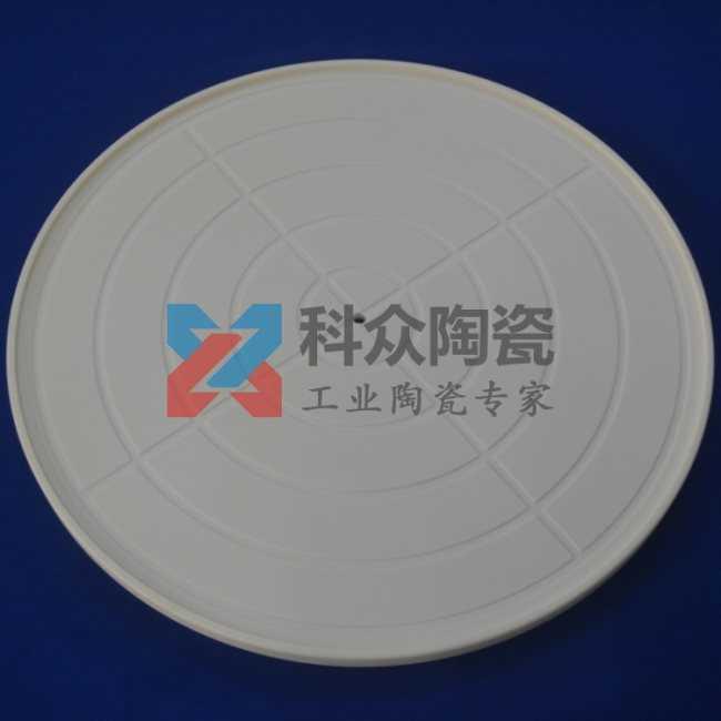 氧化铝精密陶瓷盘