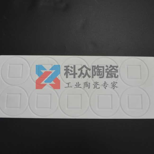 95氧化鋁精密陶瓷板