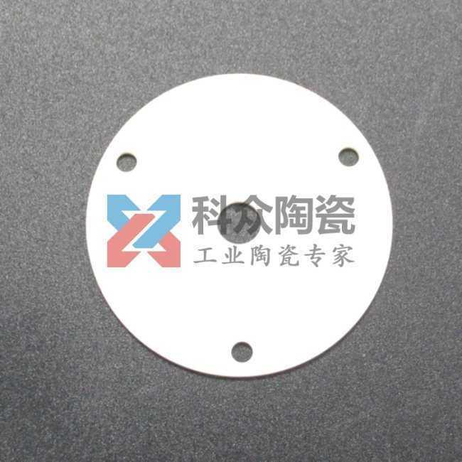 氧化锆精密陶瓷片厂家生产成品