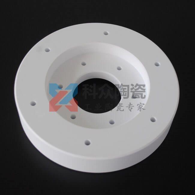 精密氧化铝陶瓷下压件