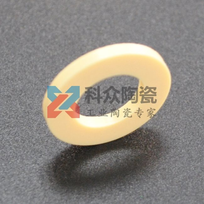 高铝瓷高频绝缘精密陶瓷环