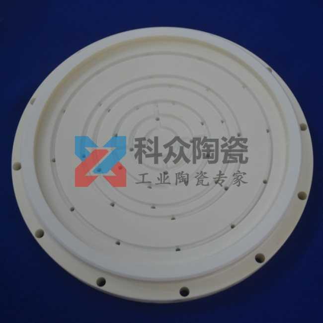 精密氧化铝陶瓷法兰盘