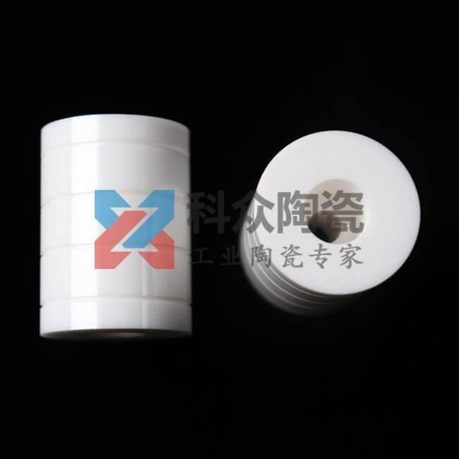 氧化锆陶瓷螺纹管
