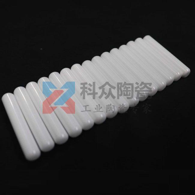 氧化锆白色精密陶瓷棒
