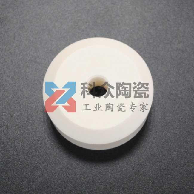 95氧化铝白色精密陶瓷环
