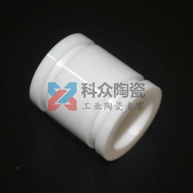 白色精密氧化锆陶瓷阀