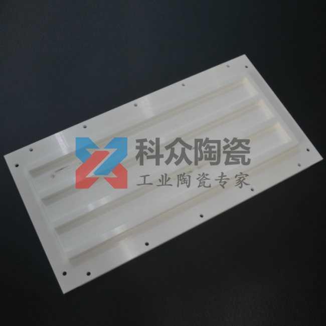 氧化铝白色精密陶瓷板