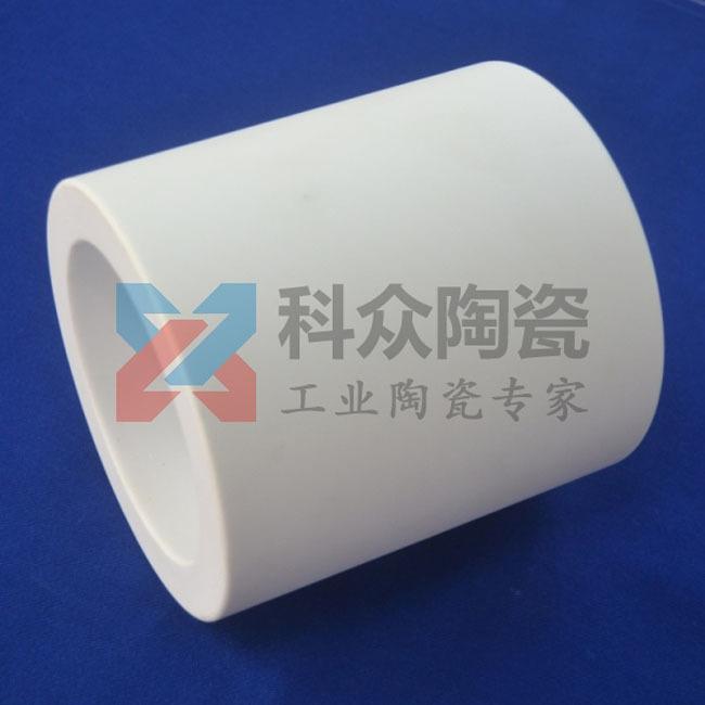 纯氧化铝精密陶瓷管