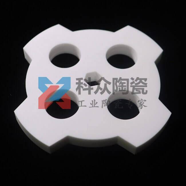 单晶氧化铝精密陶瓷零件
