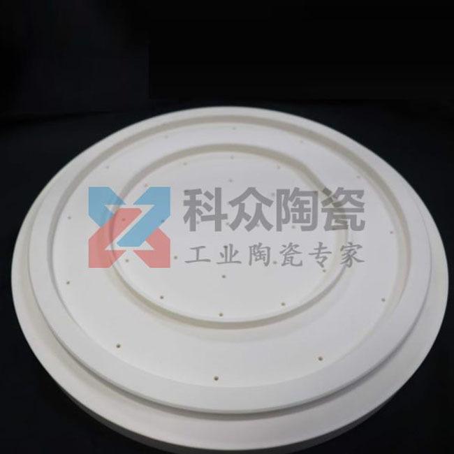 耐磨陶瓷制的砂磨机压盘