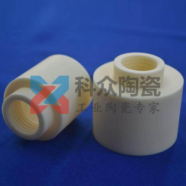 精密氧化铝陶瓷坩埚