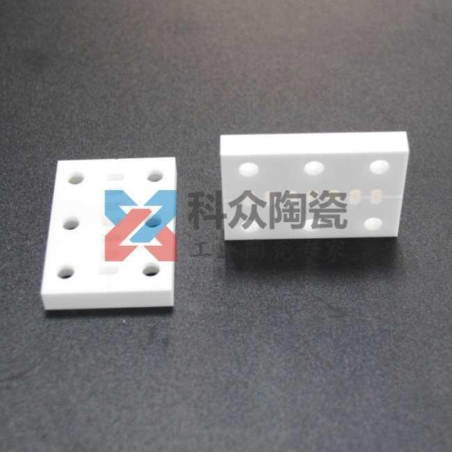 氧化锆白色方形陶瓷