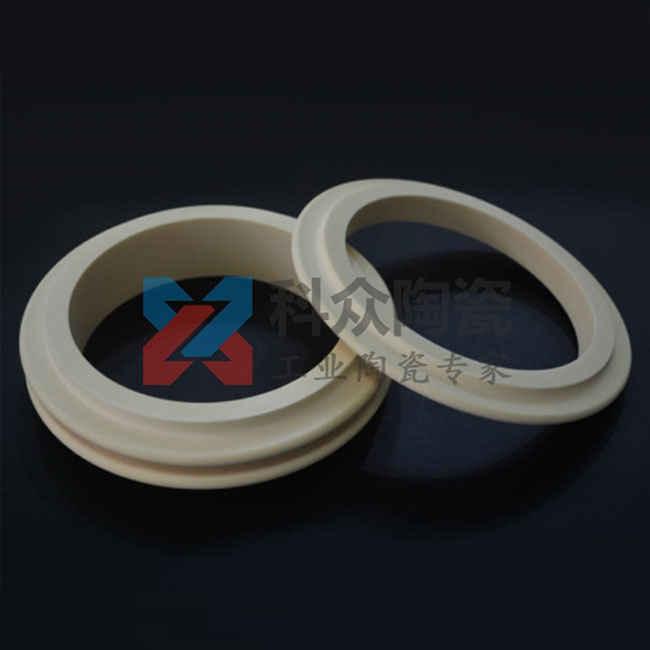二氧化锆精密陶瓷环