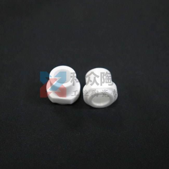 白色氧化锆精密陶瓷喷嘴