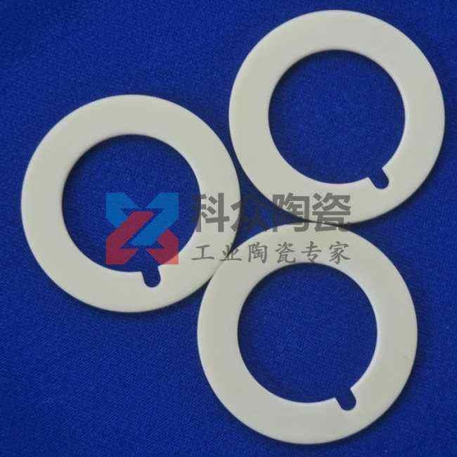 氧化鋁精密陶瓷環加工