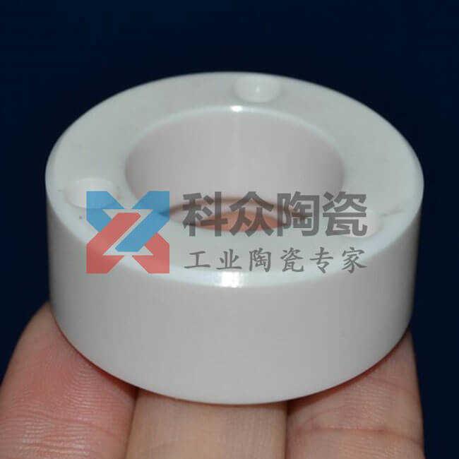 ?氧化锆精密陶瓷环加工
