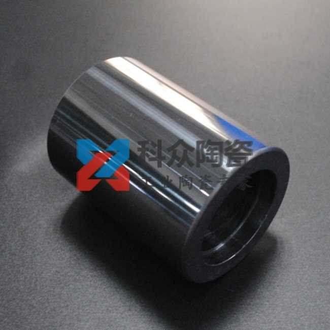 黑色氧化鋯精密陶瓷管
