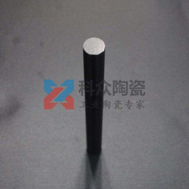 黑色氧化锆精密陶瓷棒