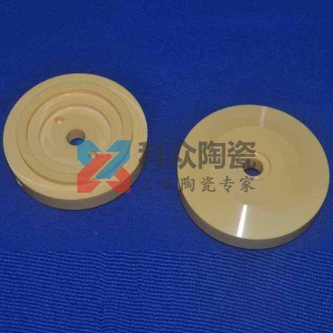 氧化锆精密陶瓷圆盘